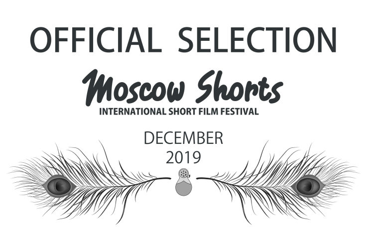 OFFICIAL SELECTION @ MOSCOW SHORTS - December 2019 - BLACK LAURELS (FEATHERS)